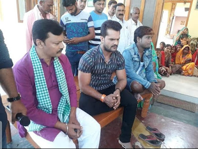 Manoj Singh and khesari lal yadav