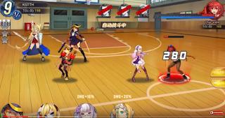 Tải game lậu mobile Chiến Linh 3D Việt hóa Free VIP 4 + 40K Ruby Game Nhật Bản dàn đội hình em gái mưa choảng nhau | Tải game Trung Quốc hay