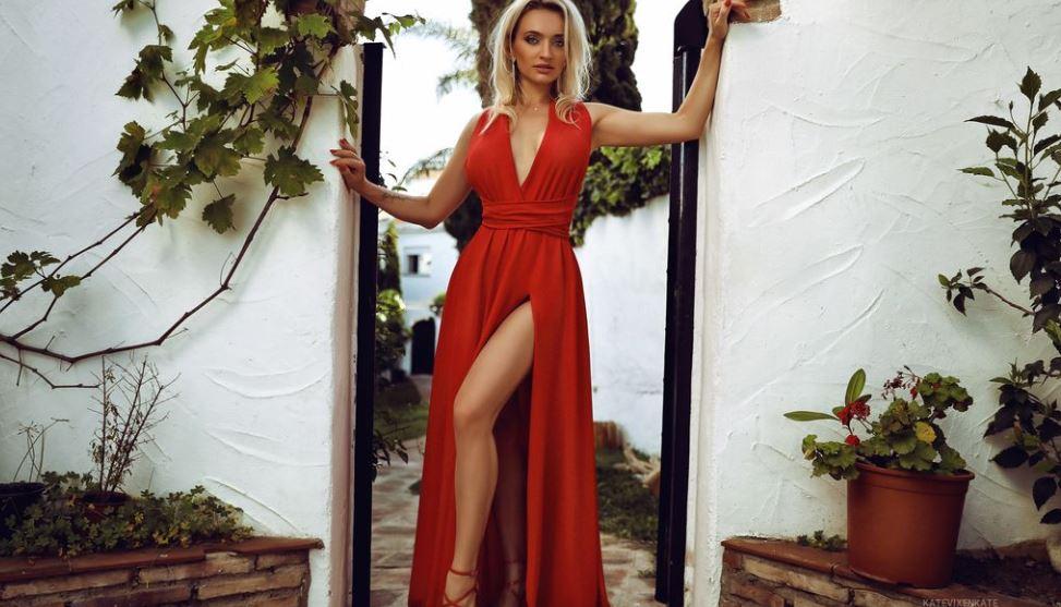 KateVixenKate Model GlamourCams