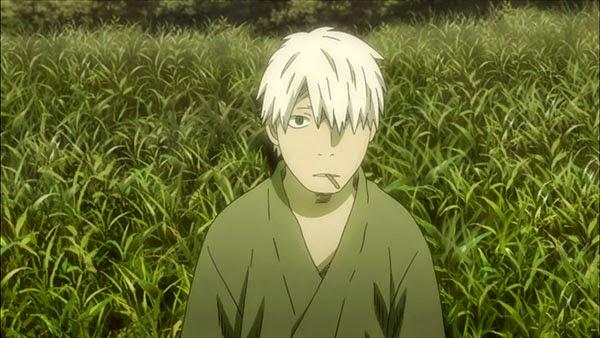 Mushishi Zoku Shou 2nd Season - anime terbaik fall 2014