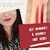 Les rouges à levres bio et naturels Lily Lolo