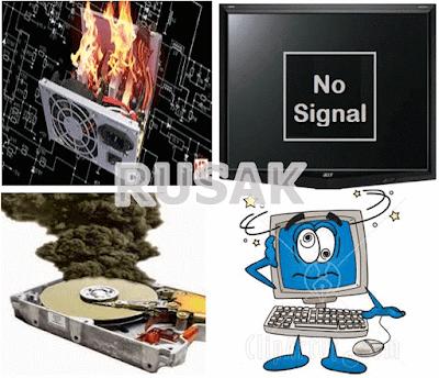 Tips Cara Mengetahui Kerusakan Komputer dan Cara Memperbaikinya. Cara Mengetahui Kerusakan Komputer dan Cara Memperbaikinya. Kalian yang mempunyai komputer baik itu pc atau laptop, komputer anda mengalami permasalahan atau kerusakan?. Kerusakan pada kompoter di sebabkan oleh banyak faktor, entar itu dari sistem operasinya atau perangkat kerasnya