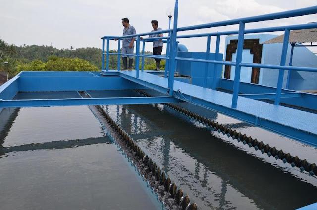 Instalasi Pengolahan Air Bersih
