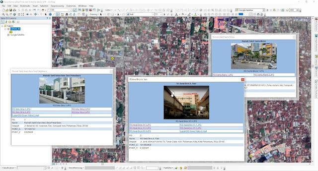 Cara Memasukkan Foto dan Video kedalam SHP