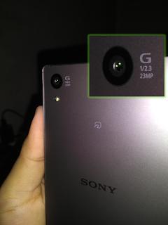 Membeli Sony Xperia Z5 AU (Second like New) di Tahun 2018