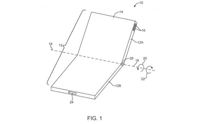 Apple flexible iPhone Smart Pen