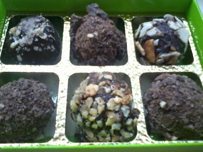 Just Truffles - Handmade Dairy Free & Vegan Truffles