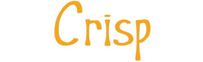Crisp Font