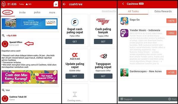 Cashtree Aplikasi Wajib Untuk Android