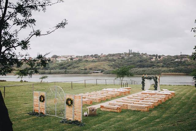 Britt & Scott Smith's Wedding in KZN, South Africa || Jane Wonder