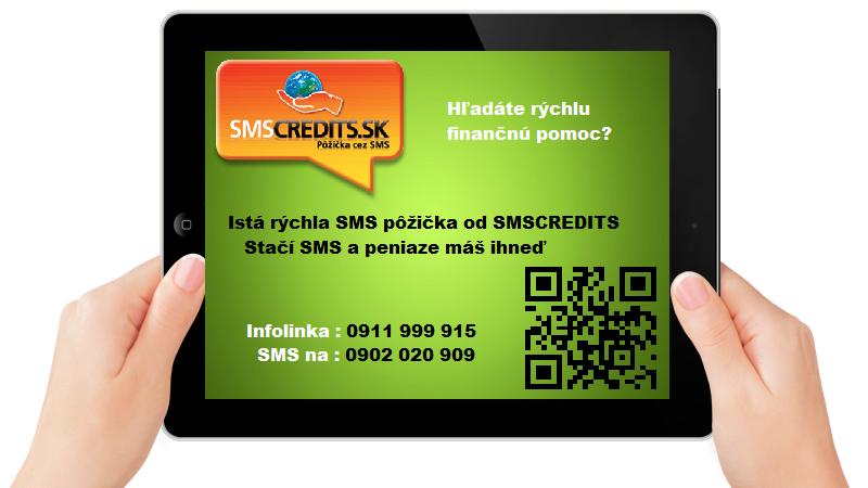SMS p ika na 1 - 30 dn, peniaze ihne