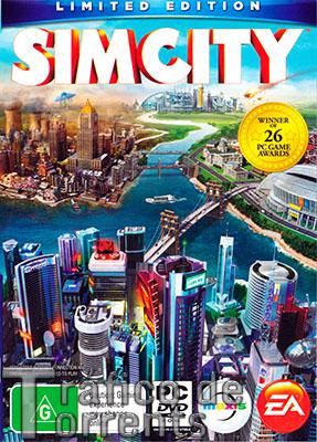 Baixar a Capa SimCity PC