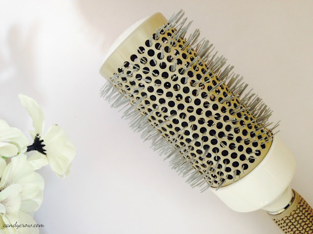 Tosave Round Barrel Curling Brush Review
