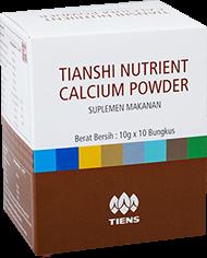 Cara Kerja Nutrient Calcium Powder untuk Meninggikan Badan