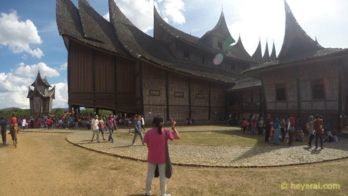 bangunan Istana Pagaruyung (1)