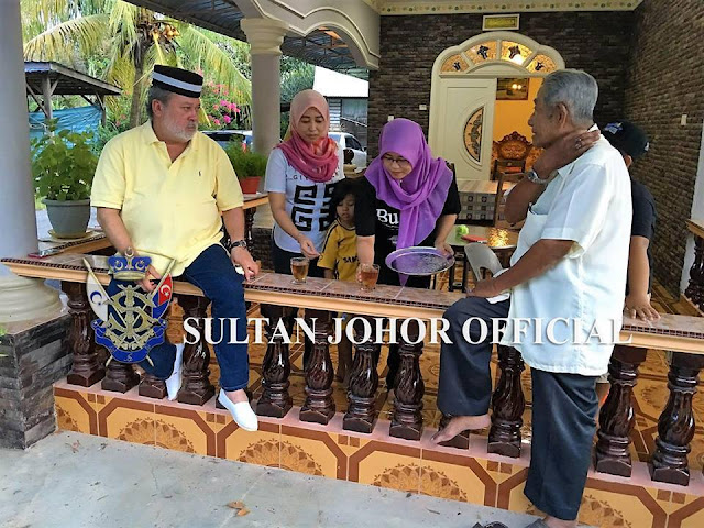 Sultan-Johor-Rakyat