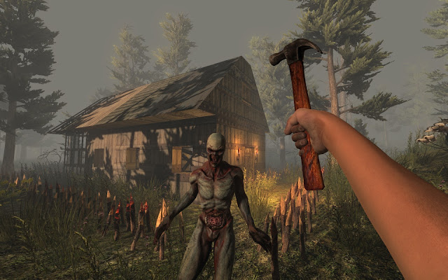 7 Days to Die Alpha 16.3 Free For PC