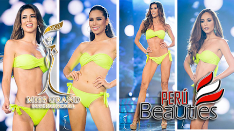 Miss Grand International 2017 | Preliminary Competition Swimsuit