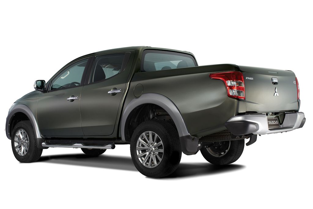 The All New 2015 Mitsubishi Strada Is Here W Full 2017