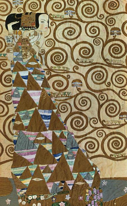 Mytexturedworld Gustav Klimt