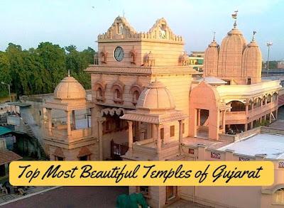 Top Most Beautiful Temples of Gujarat