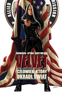 Velvet tom 3 okładka
