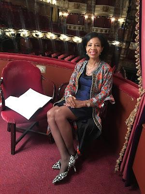 Shirley Thompson (Photo Joy Gregory)