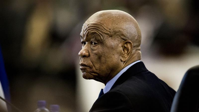 Lesotho Prime Minister FLEES The Country After Being Charged For Murdering His Ex Wife