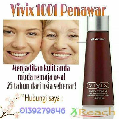 Lindungi Tubuh Kita Dari Penyakit Penuaan (Degeneratif) Dengan Vivix