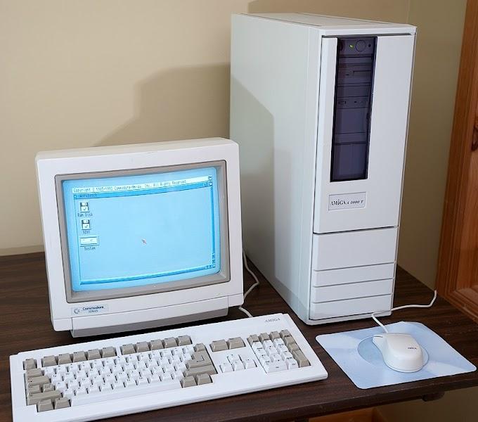 Commodore amiga 4000t
