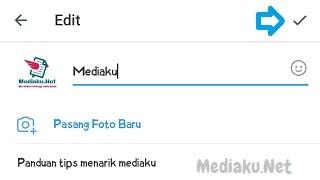 Cara Ganti Foto Profil Channel Di Telegram