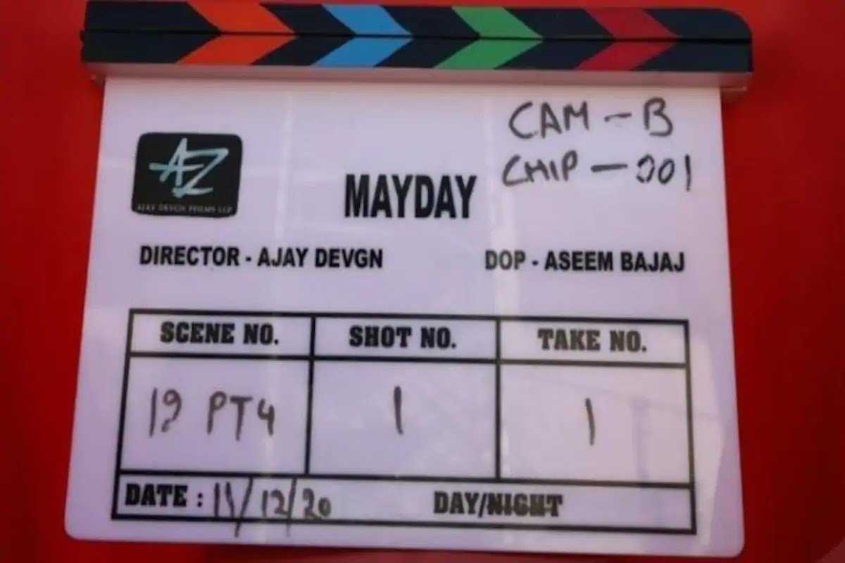 Ajay Devgn Upcoming film Mayday 2022 Wiki, Poster, Release date, Songs list