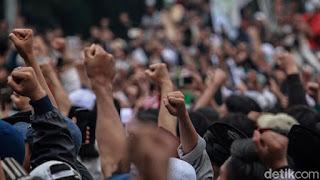 Tolak Omnibus Law, Gerakan Buruh Jakarta Demo Mulai Besok