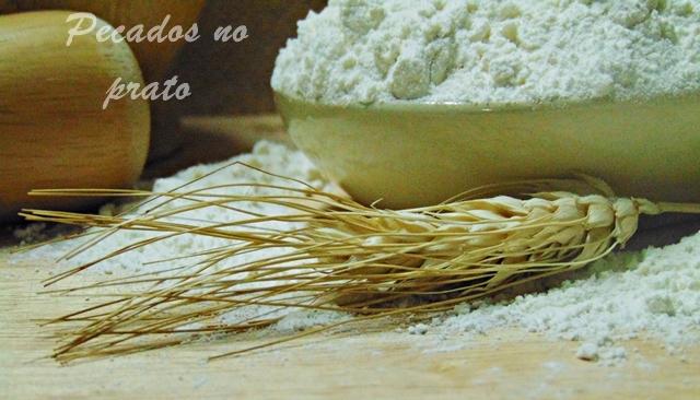 Tipos de farinha saiba quais deve usar