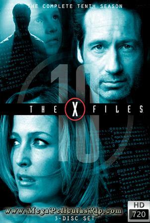 The X-Files Temporada 10 [720p] [Latino-Ingles] [MEGA]