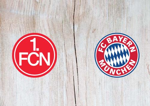 Nürnberg vs Bayern Munich -Highlights 11 January 2020