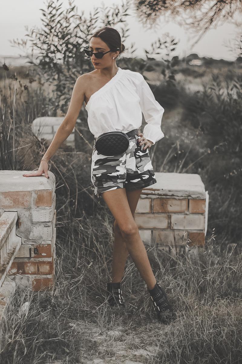 military shorts - ¿Cómo combinar shorts militares?