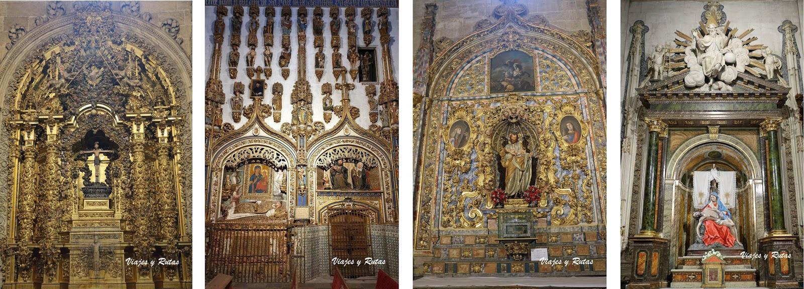 Capillas de la Catedral Nueva de Salamanca