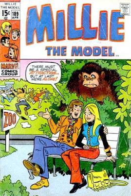 Millie the Model #189