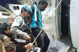 Polres Paniai Tangkap 3 Anggota KSB Pembawa Senjata SS1 di Madi
