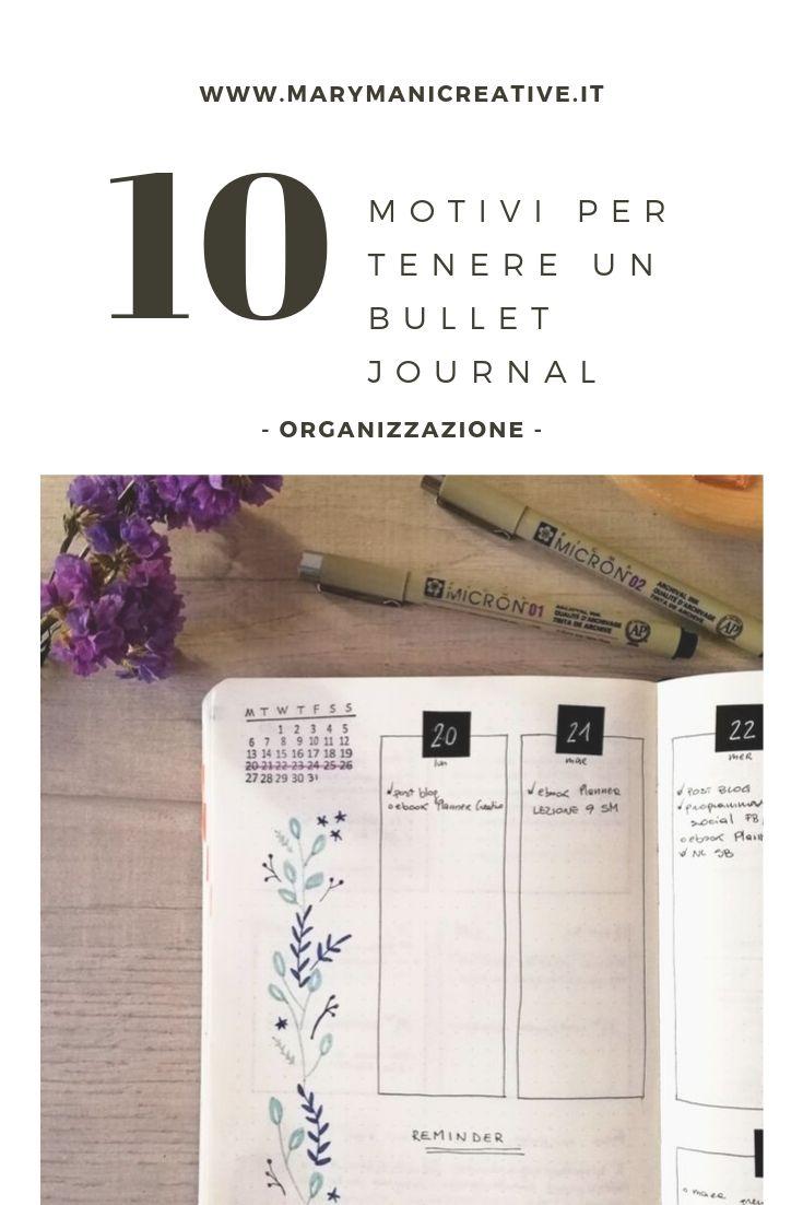 10-motivi-per-usare-un-bullet-journal