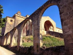 Puigventós de la figuereta , Horta de Sant Joan,convent