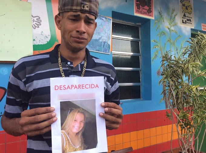 Marido procura mulher há mais de uma semana na Cracolândia: 'Estou sem dormir'