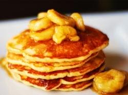 resep pancake pisang ambon istimewa enak dan sederhana