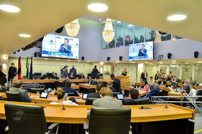 Trabalhos legislativos de 2020 na ALPB têm início na próxima semana