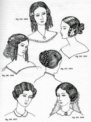 gothic horror january 2015 Teen Hairstyles victorian hairstyles through the period individual utoronto ca beaujot web2 bib html