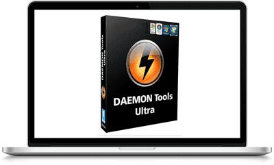 DAEMON Tools Ultra 5.7.0.1284 Full Version