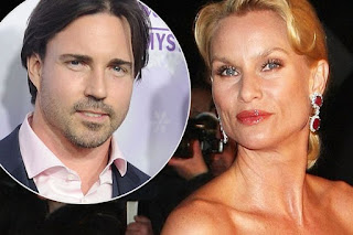 Desperate Housewives star Nicollette Sheridan files for divorce just six months after secretly tying the knot