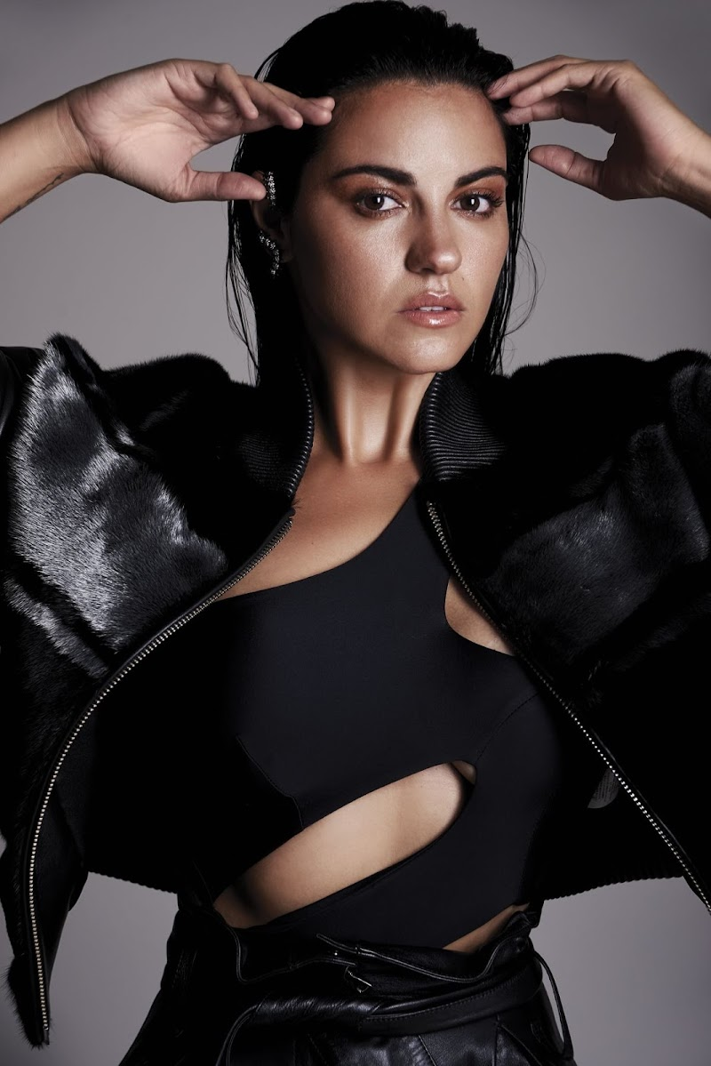 Maite Perroni Featured In  Maxim Magazine -  Mexico August 2020