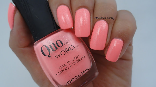 Quo by Orly - Stand Out